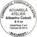 ALBASTRU COBALT